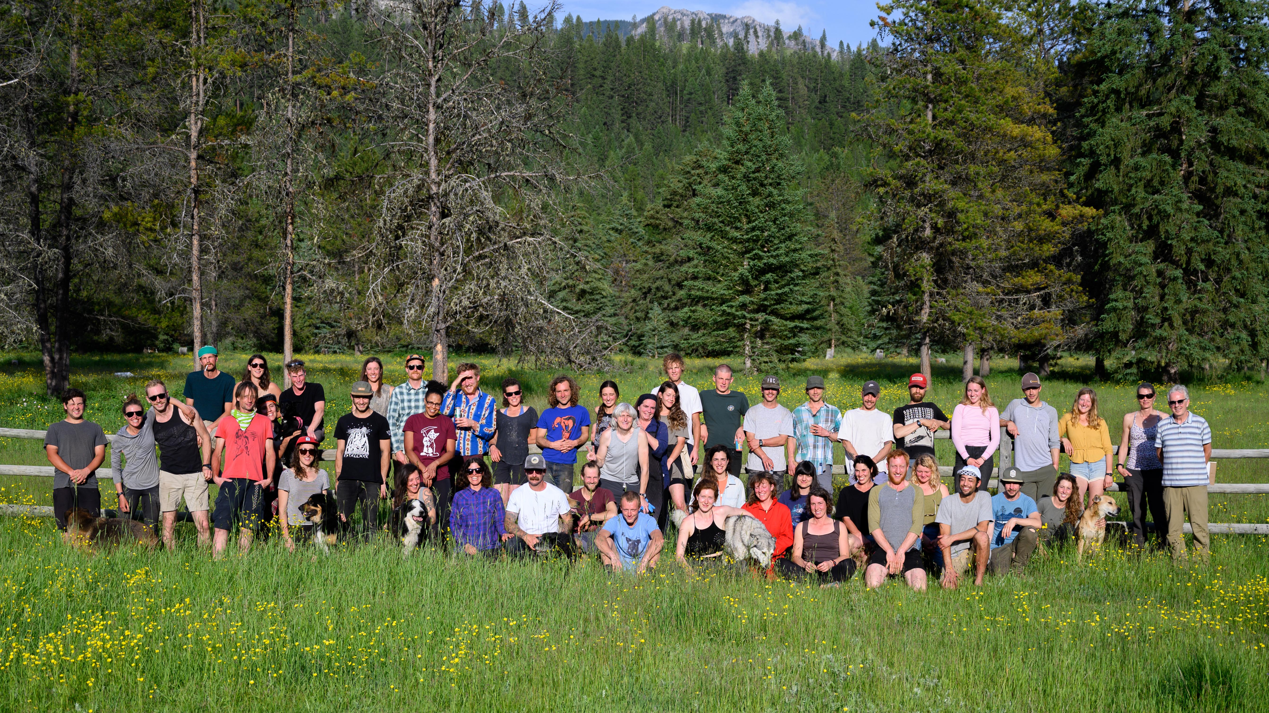 2020 Camp Crew Photo